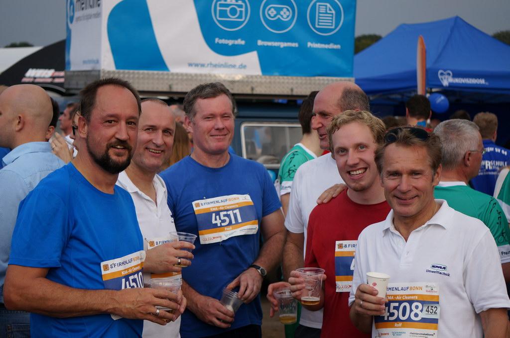 Company Run in Bonn!