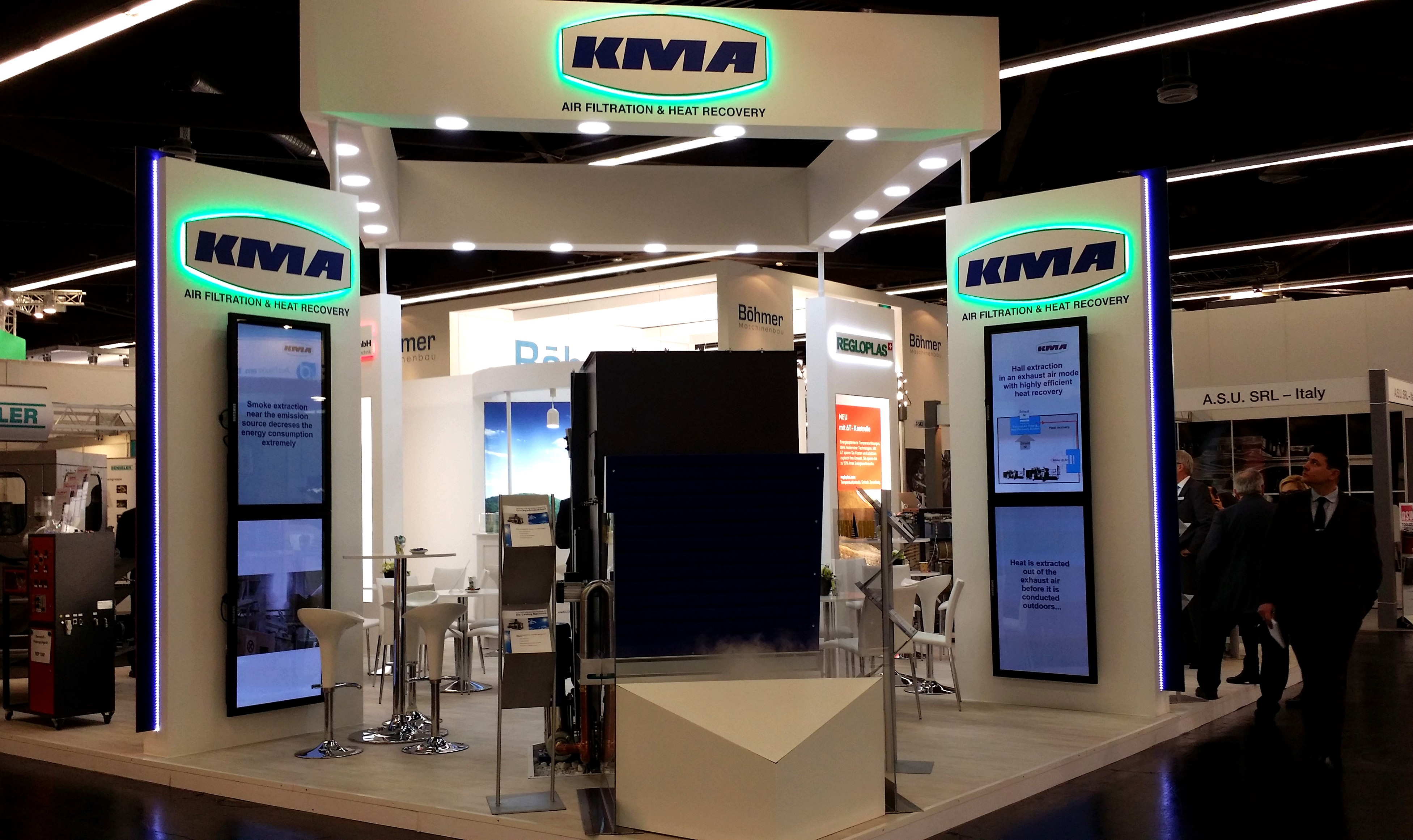 KMA welcomed numerous visitors at EUROGUSS 2016