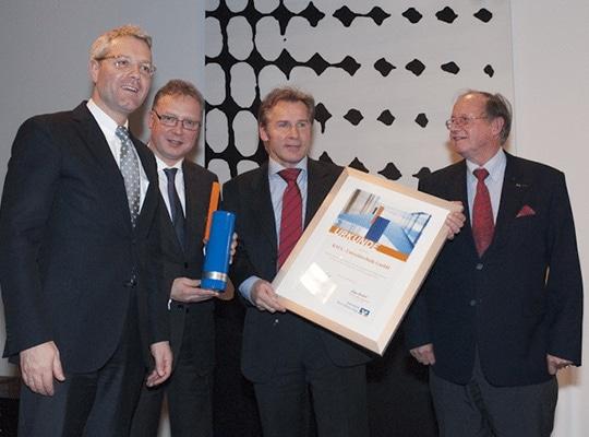 特别表彰:  欧洲食品技术奖
