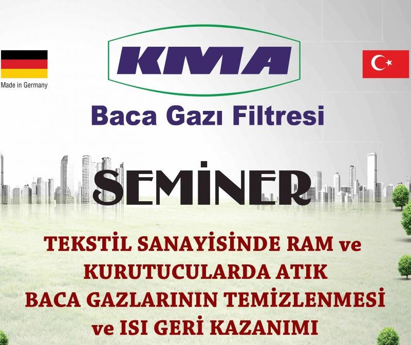 Seminar series for textile industry – KMA goes Turkey